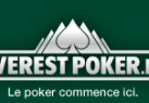 Inscription sur Everest Poker