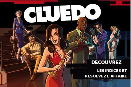 Application Cluedo