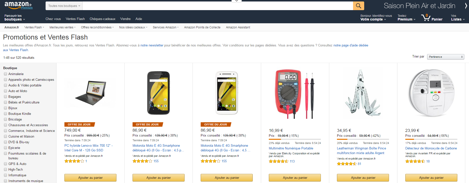 Ebay Amazon Priceminister Quel Site Choisir