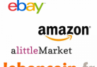 Ebay, Amazon, Priceminister : quel site choisir ?